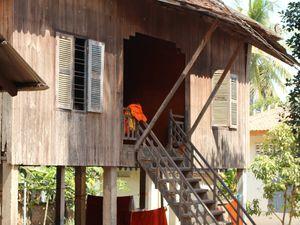 Ile de la Soie, kramas et.... guesthouse !