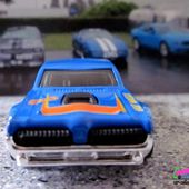 68 MERCURY COUGAR HOT WHEELS 1/64 - car-collector.net