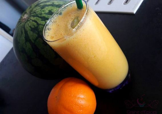 Smoothie Orange, Pomme & Kiwi Sun Gold