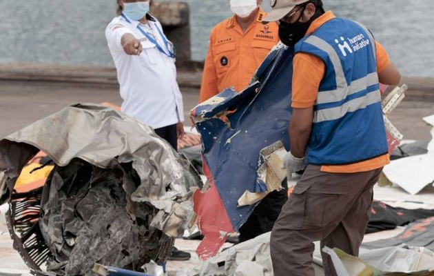 Indonesia plane crash: Data recovered from flight recorder