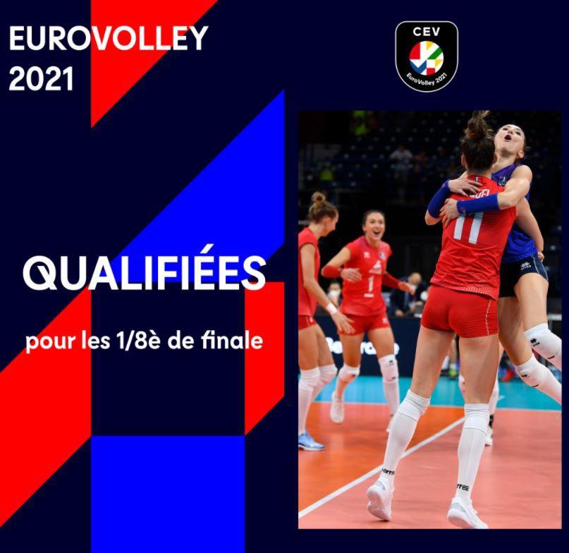 France / Belgique (Euro Volley Féminin 2021) Comment suivre la rencontre jeudi ?