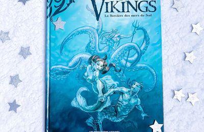 Sirènes & Vikings - La sorcière des mers du sud 🌊