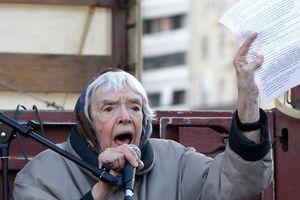 La plus ancienne militante des droits de l'homme russe est décédée