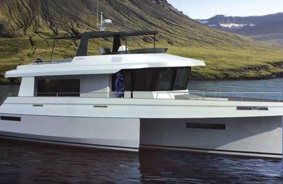 Leen - Neel Trimarans выходит на рынок тримаранов моторных яхт