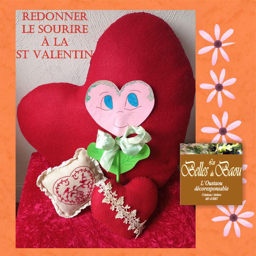 tuto gratuit St Valentin - Les Belles du Baou