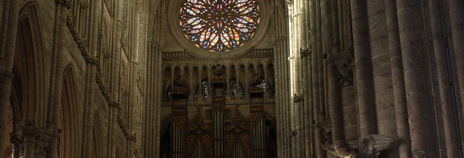 CATHEDRALE D'AMIENS ( 4)