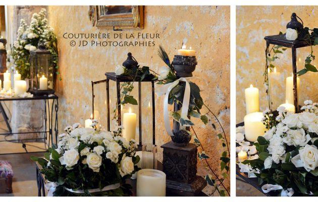 Wedding Florist Montpellier - Hérault - Languedoc Roussillon