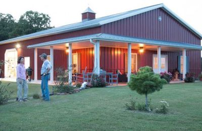 How to Convert Your Metal Building into Living Space