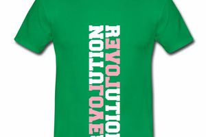 T shirt France Rélovution Révolution Love HVR