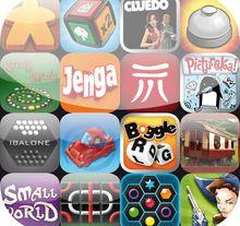 ......Liste de jeux de société sur Iphone & Ipad.......