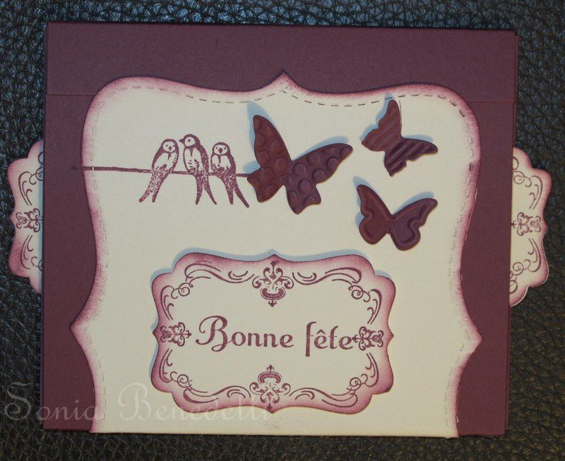 Album - Mes cartes 2011