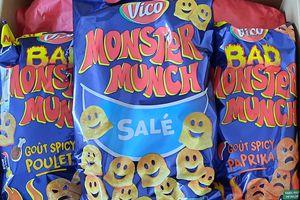 Bad Monster Munch, les nouveautés snacking de l'été