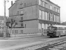Cité Jean MACE  - ancienne cité des abattoirs (1930-2008)
