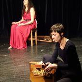 LA OU LE SOLEIL SE LEVE, nouvelle création Marguerite Yourcenar de la Cie Trait pour Trait - VIVRE AUTREMENT VOS LOISIRS avec Clodelle