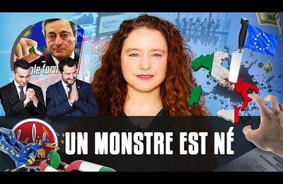 ITALIE : LA DÉMOCRATIE PIÉTINÉE AU NOM DE L'EUROPE ?