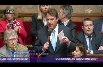 Débat sur la fibromyalgie à l'Assemblée Nationale, le 11.01.2017