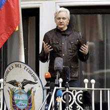 Julian Assange risque d'être remis aux autorités britanniques