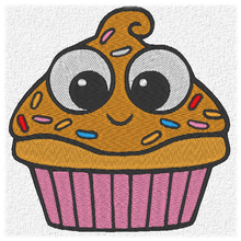 Cup cake  Beaux yeux