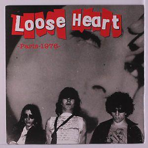 loose heart, l'un des plus violents groupes punk français de l'année 1976