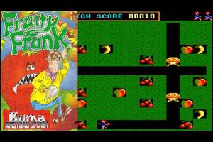 {LIVE Let's Play} Fruity Frank sur Amstrad CPC
