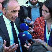 """En Corse, Éric Zemmour oppose la nation aux """"natios"""""""