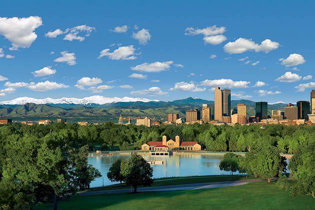 Imágenes de Denver, USA.- El Muni.