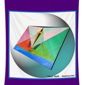 Shot Shift - Matriarche Variant Tapestry for Sale by Michael Bellon