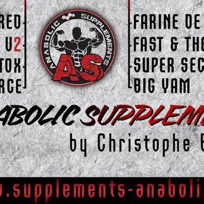 Offre partenaire Anabolic Suppléments et My Muscle Nutrition  pour les orléanais and co à ne pas rater !