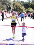 Chia Half Marathon 2015 (4^ ed.) Ruggero Pertile, campione di Assindustria, cala il tris
