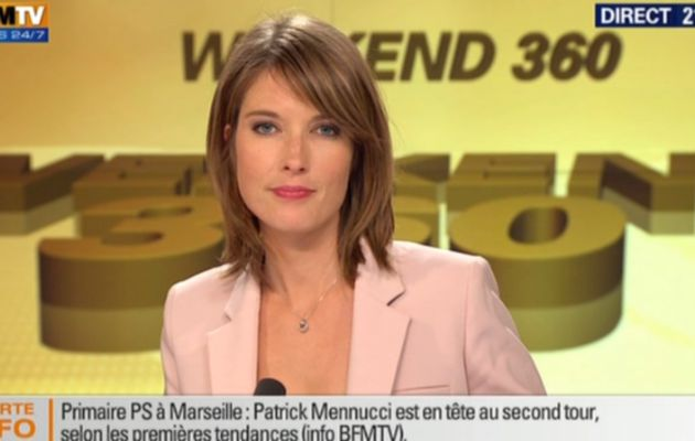 2013 10 20 - 21H30 - LUCIE NUTTIN - BFM TV - WEEK-END 360