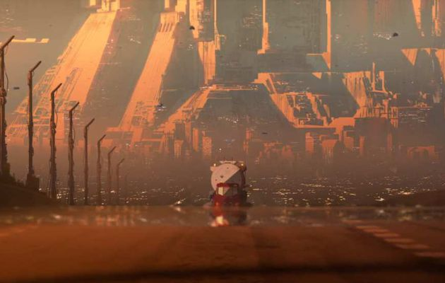 Les courts-métrages Blade Runner