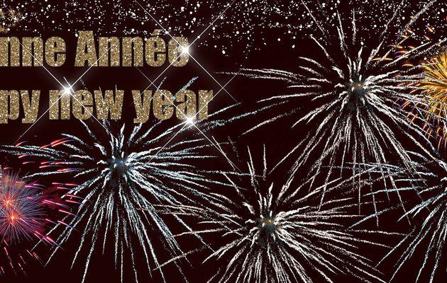 BONNE ANNEE !! HAPPY NEW YEAR !!