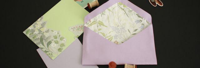 Faire ses enveloppes :DIY récup !!