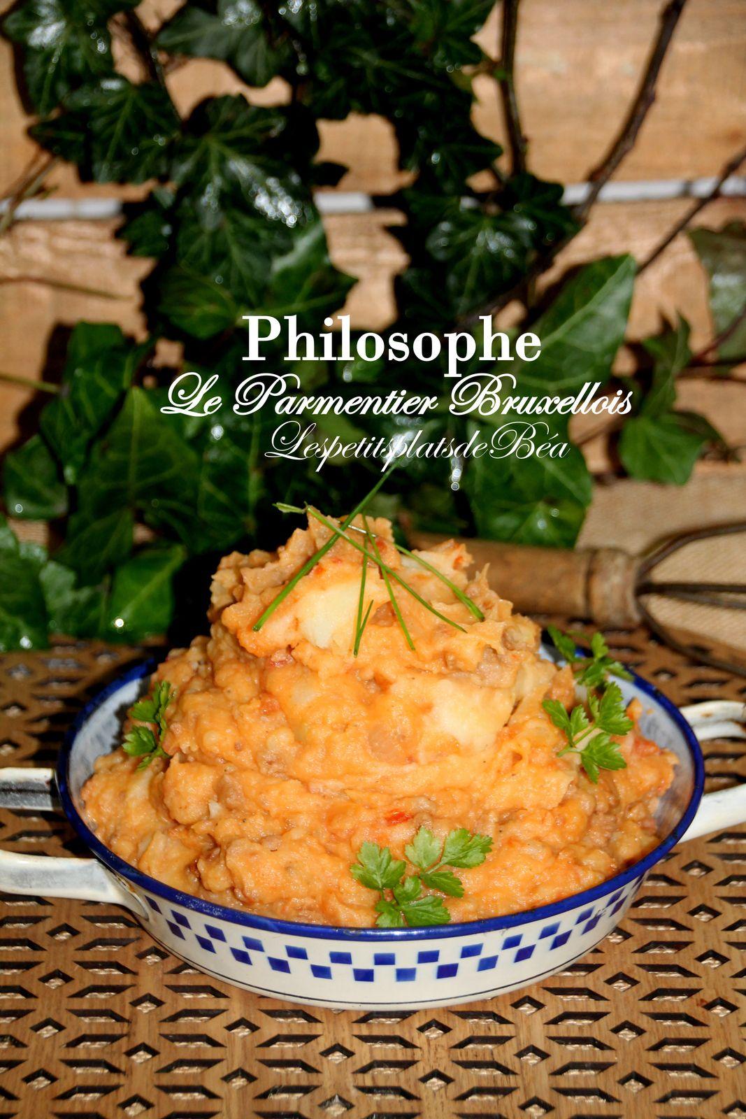 Le philosophe - balade bruxelloise
