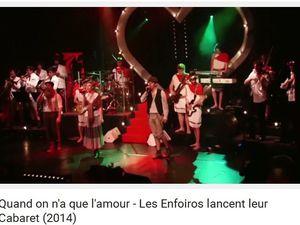 Les Enfoiros de l'INSA de Toulouse
