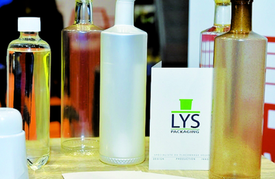 Lyspackaging propose la VeganBottle