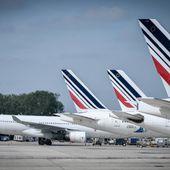 Air France : on a eu accès aux (énormes) salaires des pilotes
