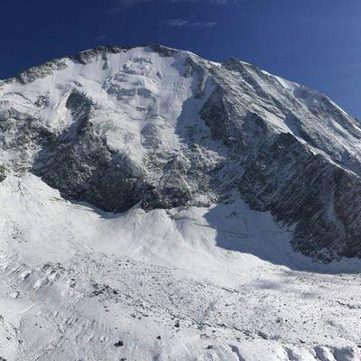 GTA - Massif du Mont Blanc et chaîne des Fiz
