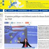 TAFTA : la dictature européenne sous nos yeux