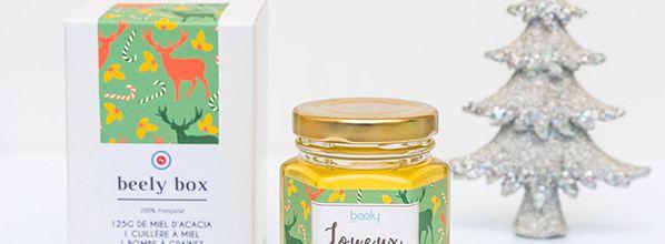 Idée cadeau locale, 100% Toulousaine : Beely le petit pot de miel personnalisable