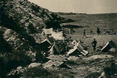 Les carcassonnais à Banyuls-sur-Mer