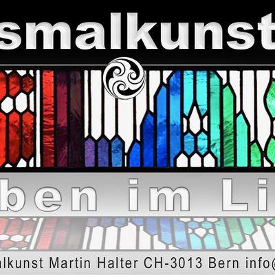 Farben im Licht - Glasmalerei Martin Halter CH-3013 Bern