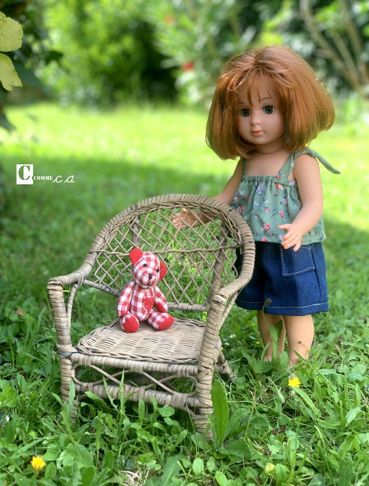 Sieste au jardin • Juillet 2021