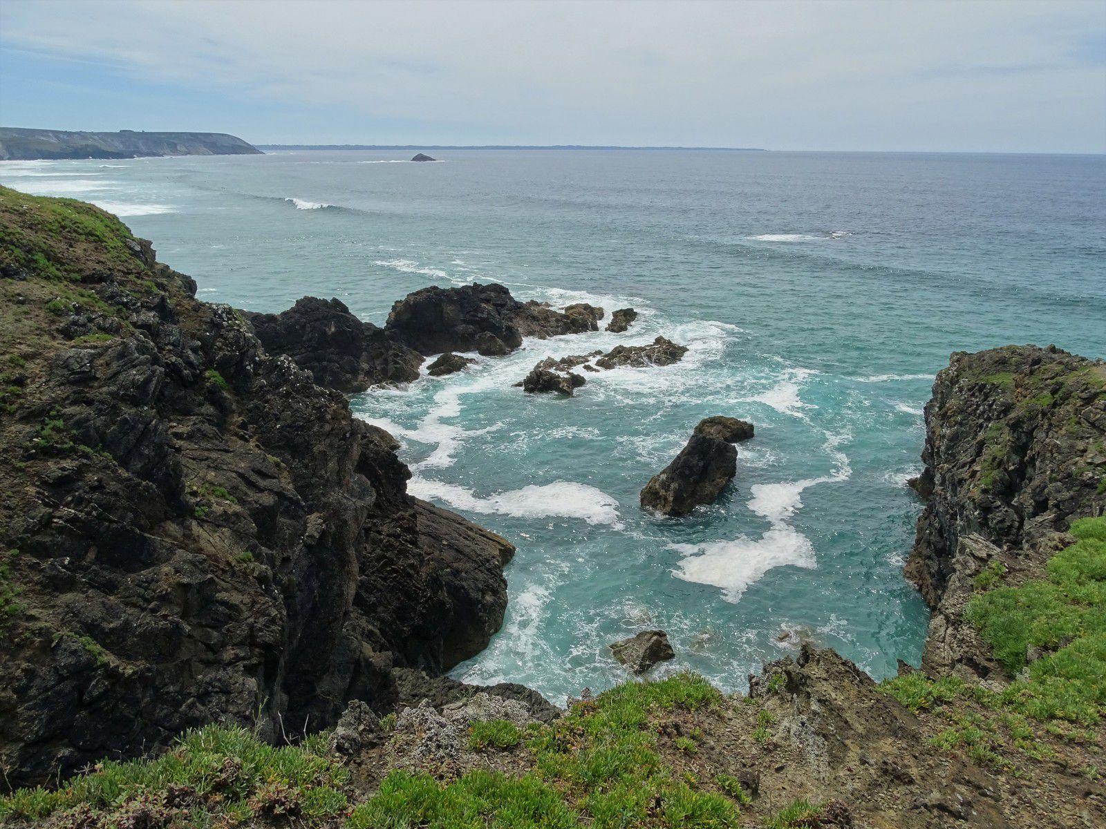 Souvenirs d'un week-end en presqu'île de Crozon