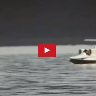 511 km/h on the water, a speed record that hasn't been broken in 42 years!