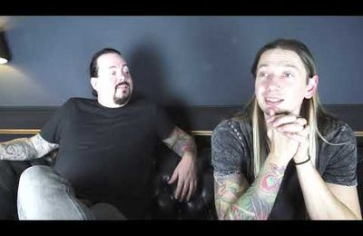 Nouvelle interview avec Tom & Jonas d'EVERGREY pour la sortie de The Atlantic