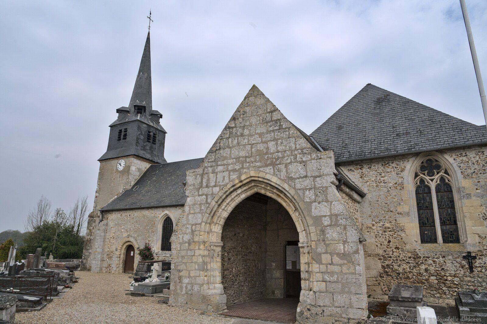 Mon coin de Normandie # 2 - Fatouville Grestain -