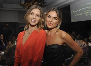 Dawn Olivieri aux Unlikely Heroes' 3rd Annual Awards