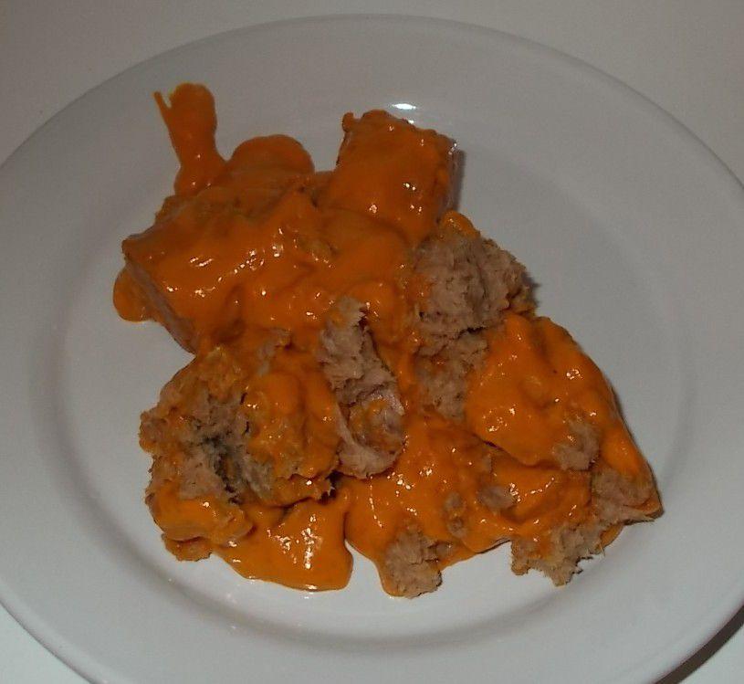 Lidl Vitasia Thunfisch-Röllchen Tandoori-Sauce