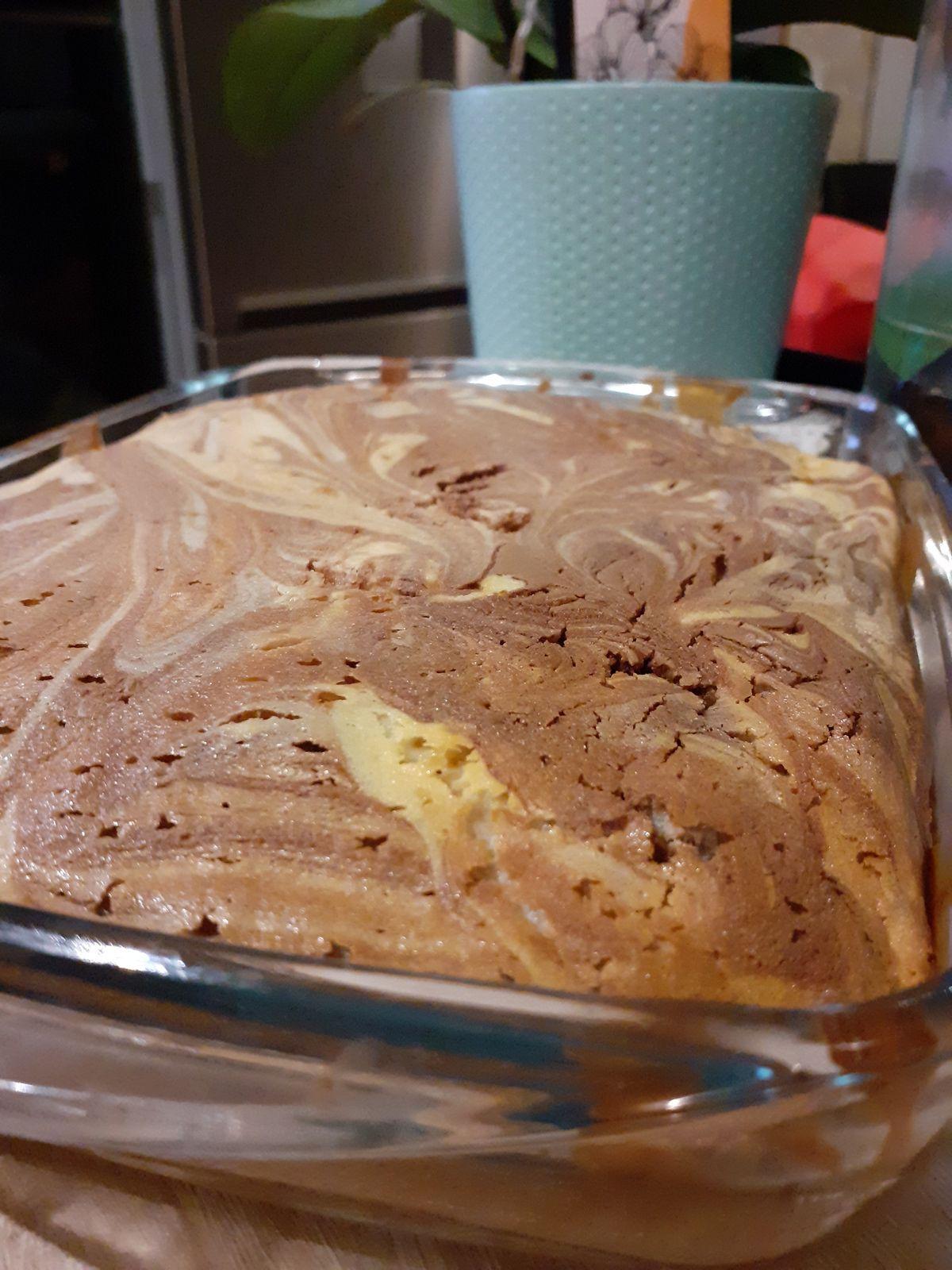 Bonne dégustation.....le gâteau est encore meilleur le lendemain...